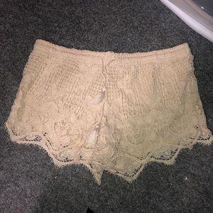 Express knit shorts